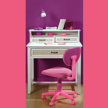 rentr e 2009 les 20 bureaux pour enfants le bureau clara conforama d co. Black Bedroom Furniture Sets. Home Design Ideas