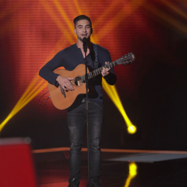Kendji, talent de The Voice 3