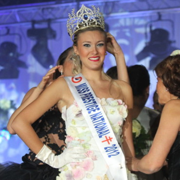 Christelle Roca Miss Prestige National 2012