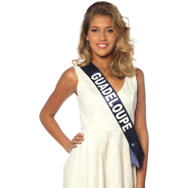 Miss Guadeloupe à l'élection de Miss France 2014