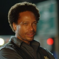 Photo : Gary Dourdan, alias Warrick dans Les Experts