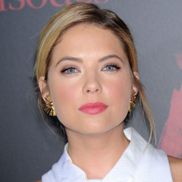 "Ashley Benson célèbre le 100e épisode de ""Pretty Little Liars"" à Hollywood, le 31 mai 2014."