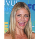 Grimaces de stars : Cameron Diaz aux Teen choice awards