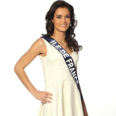 Miss Ile-de-France à l'élection de Miss France 2014