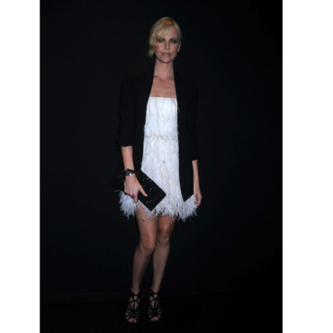 Charlize Theron en Dior