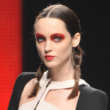Tendance coiffure Fashion Week : tresses indiennes