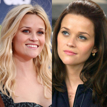 reese witherspoon blonde brune - Coloration Brune A Blonde