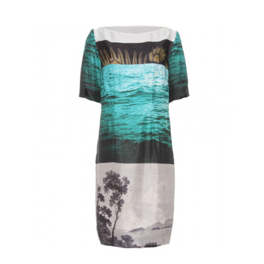 Robe Dries Van Noten sur MyTheresa.com 751 euros