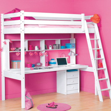 chambre d 39 enfant les plus jolies chambres de petites. Black Bedroom Furniture Sets. Home Design Ideas