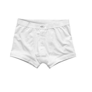 Collection David Beckham pour H&M boxer blanc