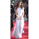 Kate Middleton en Alexander McQueen aux BAFTA 2011