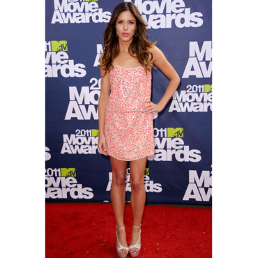 Kayla Ewell MTV Movie Awards 2011