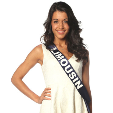 Miss Limousin à l'élection de Miss France 2014