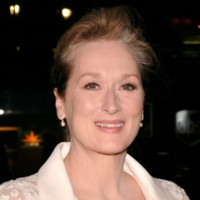 Photo : Meryl Streep