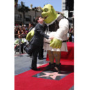 Shrek sur le Walk of Fame