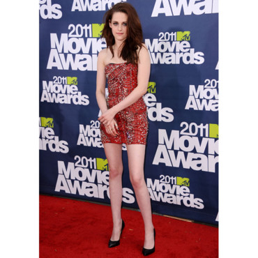 Kirsten Steward MTV Movie Awards 2011