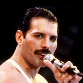 people : Freddie Mercury