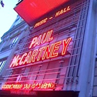 Photo : Paul McCartney à l'Olympia