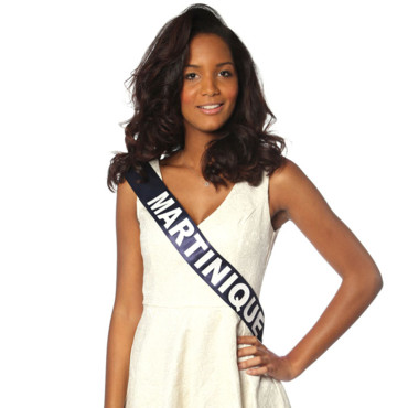 Miss Martinique à l'élection de Miss France 2014