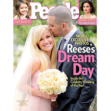 Reese Witherspoon mariage People