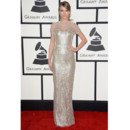 Taylor Swift en Gucci Premiere aux Grammy Awards 2014 le 26 janvier à Los Angeles