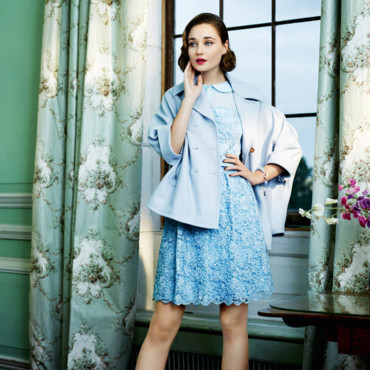Look book printemps été 2013 Ted Baker