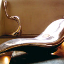 Chaise longue Cedri Martini