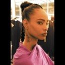 Fashion Week, les coiffures des podiums : Odile Gilbert coiffure