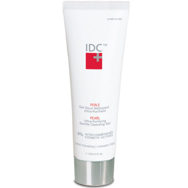 Les soins anti-pollution : le gel purifiant IDC