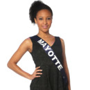 Miss Mayotte à l'élection de Miss France 2014