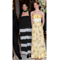 Match mode : Tatiana Santo Domingo vs Charlotte Casiraghi
