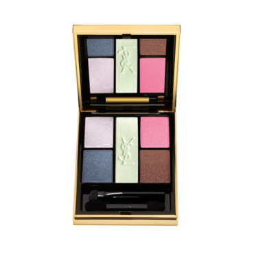 Maquillage printemps Yves Saint Laurent ombre 5 lumières