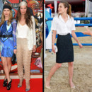 Tatiana Santo Domingo boho chic vs Charlotte Casiraghi bourgeoise chic