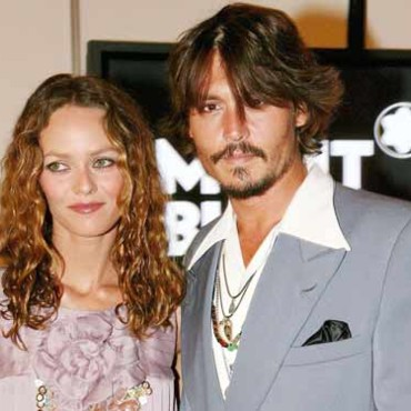 Vanessa Paradis et Johnny Depp