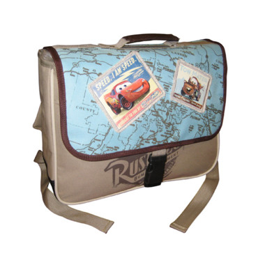 Cartable Cars Studios Disney Pixar