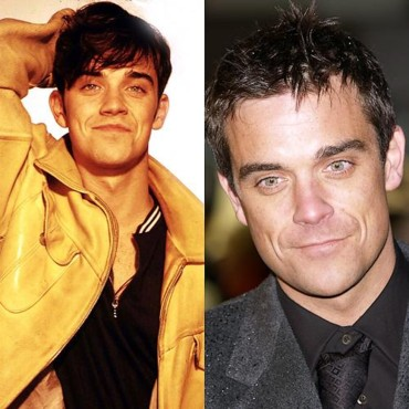 People : Robbie Williams