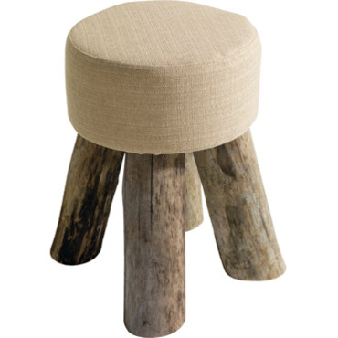 Tabouret Nature d'Atlas