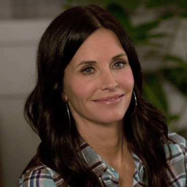 Courteney Cox-Cougar Town