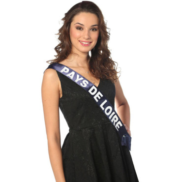 Miss Miss-Pays-de-Loire à l'élection de Miss France 2014
