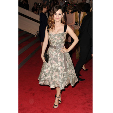 Rachel Bilson en Louis Vuitton