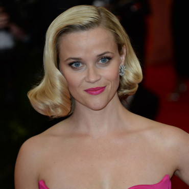 Reese Witherspoon au Met Gala 2014 à New York, lundi 5 mai 2014.