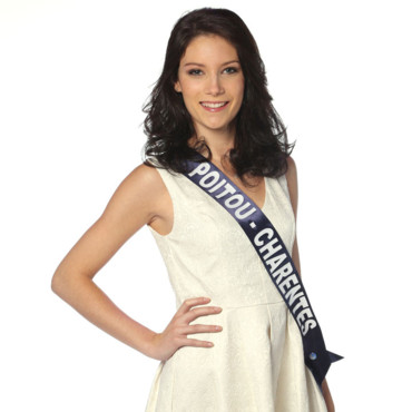 Miss Miss-Poitou-Charentes à l'élection de Miss France 2014