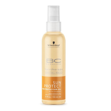 L'huile capillaire protectrice BC Sun Protect 16.90 euros Schwarzkopf