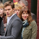 50 shades of Grey : un manque d'alchimie entre Jamie Dornan et Dakota Johnson ?