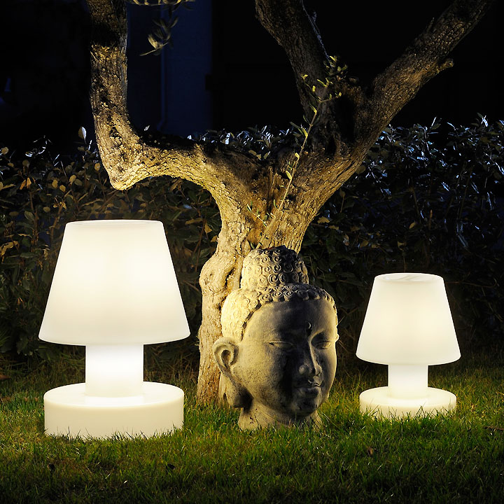 d co de jardin pleins feux sur les luminaires. Black Bedroom Furniture Sets. Home Design Ideas
