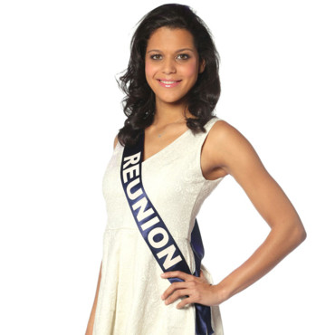 Miss Réunion à l'élection de Miss France 2014