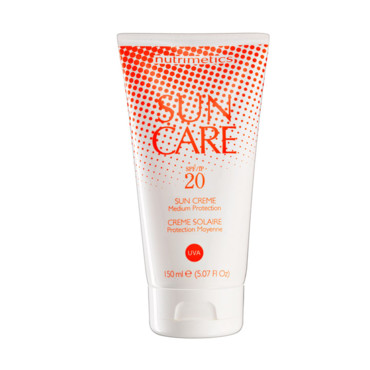 Sun Care Nutrimetics indice 20