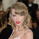 Taylor Swift au Met Gala 2014 à New York, lundi 5 mai 2014.