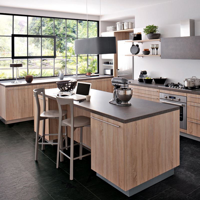 cuisinella 2013 13 cuisines qui donnent vraiment envie cuisine cuisinella mod le trend. Black Bedroom Furniture Sets. Home Design Ideas