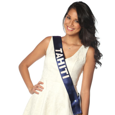 Miss Tahiti à l'élection de Miss France 2014
